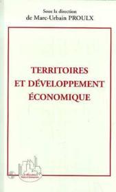 Territoires et développement économique - Couverture - Format classique