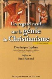 Regard neuf sur le génie du christianisme (2e édition) - Couverture - Format classique