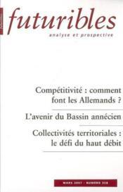 Competitivite : comment font les allemands ? - Couverture - Format classique