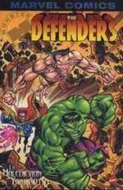 The Defenders T.1; La Malediction De Yandroth - Intérieur - Format classique