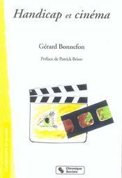 Handicap Et Cinema - Intérieur - Format classique
