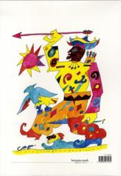 Coloriages - 4ème de couverture - Format classique