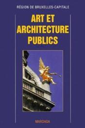Art et architecture publics - Couverture - Format classique