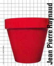 Jean-Pierre Raynaud - Couverture - Format classique