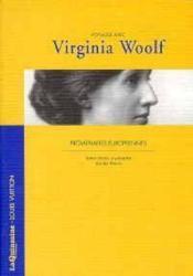 Voyager Avec Virginia Woolf - Promenades Europeennes - Couverture - Format classique