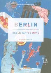 Berlin Restaurants & More - Intérieur - Format classique