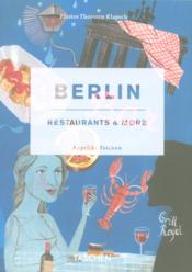 Berlin Restaurants & More - Couverture - Format classique
