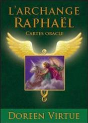 Vente  L'archange Raphaël ; coffret ; cartes oracles  - Doreen Virtue
