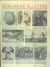 Dimanche Illustre N°285 du 12/08/1928 - Couverture - Format classique