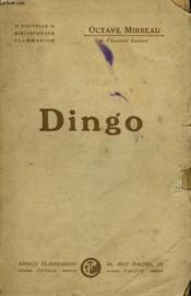 Dingo. - Couverture - Format classique
