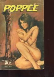 Poppee - Mensuel N° 1 - Juillet 1968 - Couverture - Format classique