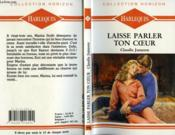Lassie Parler Ton Coeur - An Answer From The Heart - Couverture - Format classique