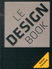Vente livre :  Le design book  - Collectif