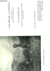 Une Reponse A La Presence, La Vie Et L'Oeuvre De Saint Pierre-Julien Eymard - Couverture - Format classique