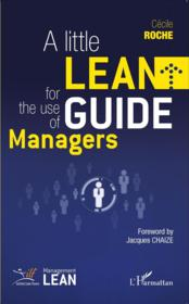 Little lean guide for the use of managers  - Cecile Roche