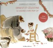 Vente  Ernest et Célestine ; le grand livre pop-up  - Gabrielle Vincent