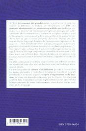 Exercices De Contraction Et De Synthese De Textes - 4ème de couverture - Format classique