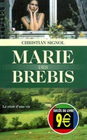 Marie Des Brebis - Couverture - Format classique