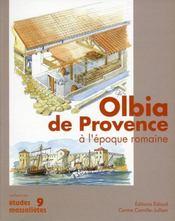 Olbia de Provence à l'époque romaine - Intérieur - Format classique