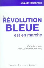 La Revolution Bleue Est En Marche - Intérieur - Format classique