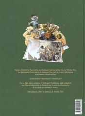 Pitchi poï t.1 - 4ème de couverture - Format classique