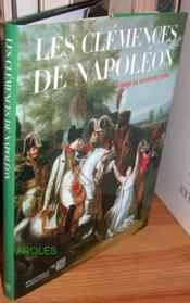 Les Clemences De Napoleon - Couverture - Format classique