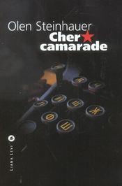 Cher camarade - Intérieur - Format classique
