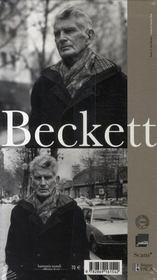 Samuel Beckett ; pièces radiophoniques ; oeuvres théâtrales - 4ème de couverture - Format classique