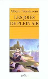 Les Joies De Plein Air - Couverture - Format classique