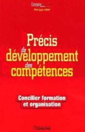 Precis De Developpement Des Competences - Couverture - Format classique