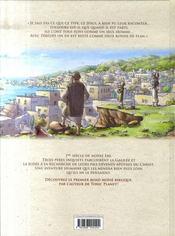Le voyage des pères T.1 ; Jonas - 4ème de couverture - Format classique