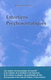 Entretiens Psychosomatiques - Intérieur - Format classique