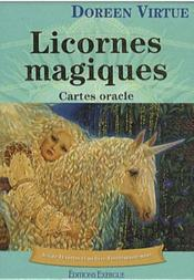 Vente  Licornes magiques ; cartes oracles ; coffret  - Doreen Virtue