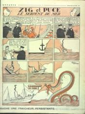 Dimanche Illustre N°286 du 19/08/1928 - Intérieur - Format classique