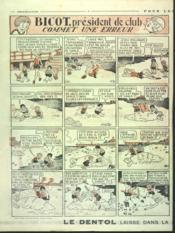 Dimanche Illustre N°286 du 19/08/1928 - 4ème de couverture - Format classique