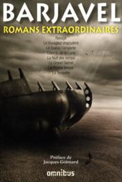 Romans extraordinaires - Couverture - Format classique