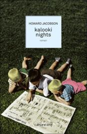 Kalooki nights - Couverture - Format classique