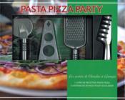 Pizza et pasta 2012 ; coffret - Couverture - Format classique