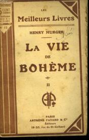 Scene De La Vie De Boheme. Tome 2 . Collection : Les Meilleurs Livres N° 15. - Couverture - Format classique