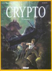 Crypto t.3 - Intérieur - Format classique