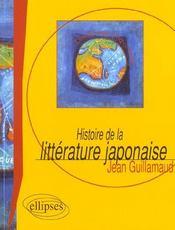 Histoire De La Litterature Japonaise - Intérieur - Format classique
