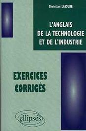 L'Anglais De La Technologie Et De L'Industrie - Intérieur - Format classique