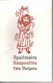Raspoutine - Couverture - Format classique
