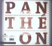 Le panthéon - 4ème de couverture - Format classique