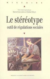 Stereotype Construction Et Diffusion De L Antiquite A Nos Jours - Intérieur - Format classique