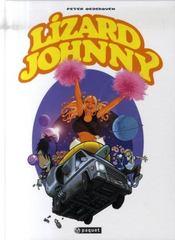Lizard Johnny t.1 ; l'oeuf de chromos - Intérieur - Format classique
