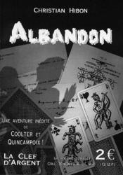 Albandon - Couverture - Format classique
