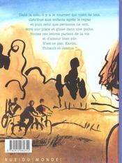 Petits Mots Tendres A La Colo - 4ème de couverture - Format classique