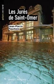 Les jurés de Saint-Omer - Couverture - Format classique