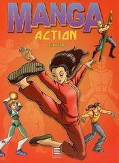 Manga ; action - Intérieur - Format classique